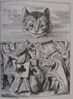 Alice - Cheshire