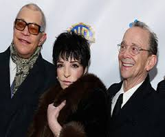 Michael York, Liza Minnelli & Joel Grey at the 40th anniversay screening of