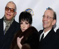 Michael York, Liza Minnelli & Joel Grey at the 40th anniversay screening of