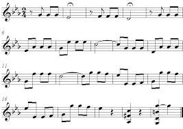 The main theme of the first movement of Beethoven's Fifth