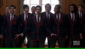 Darren Chris and the Warblers