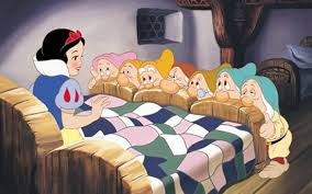 Snow White & dwarves