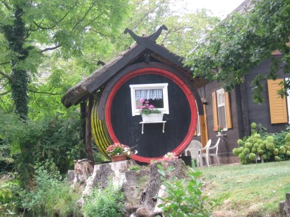 Bilbo's vacation home?