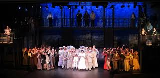 From Ragtime's opening number, not the original Broadway production, but representative