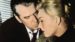 James Stewart & Kim Novak in