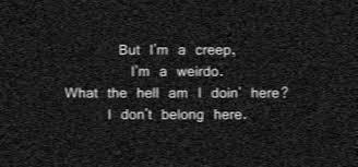 creep lyrics 1
