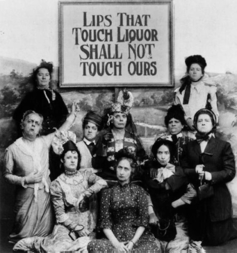 P Prohibition satire