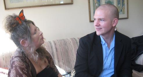 Lissa Moira and Jonathan Fox Powers