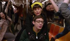 Glee-subway
