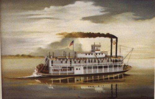 T-steamboat