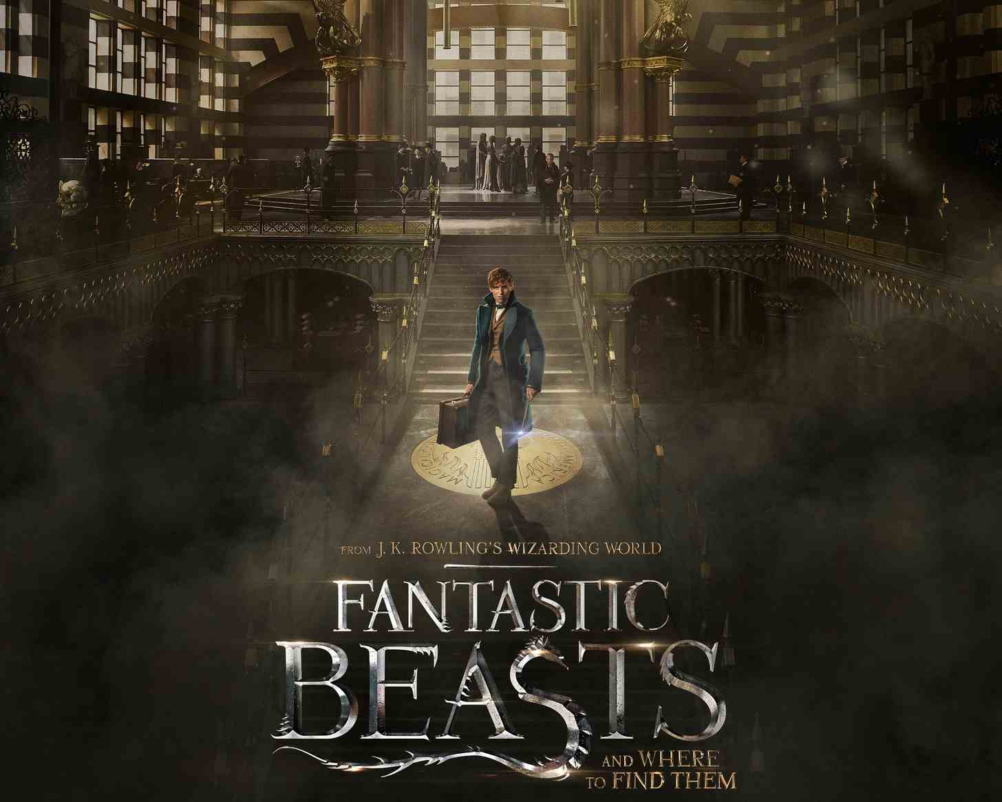 Fantastic Beasts And Where To Find Them Movie Hd Wallpapers