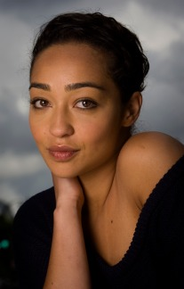 Actress Ruth Negga. 12/5/10. Picture by Fergal Phillips.