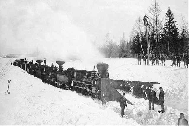 snow train 2