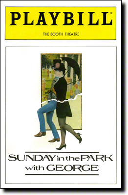 Sunday_in_the_Park_Original_Playbill
