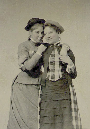 1800s friends