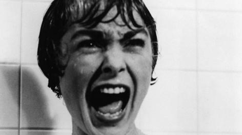 Psycho shower