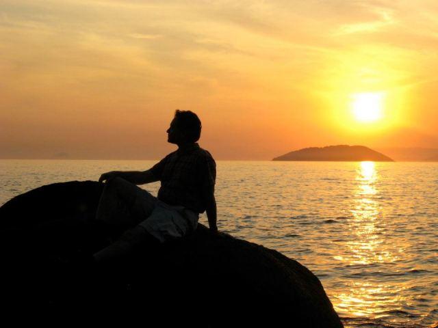 Danny sunset