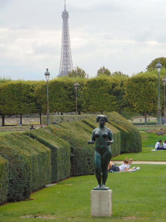 E - Tuileries