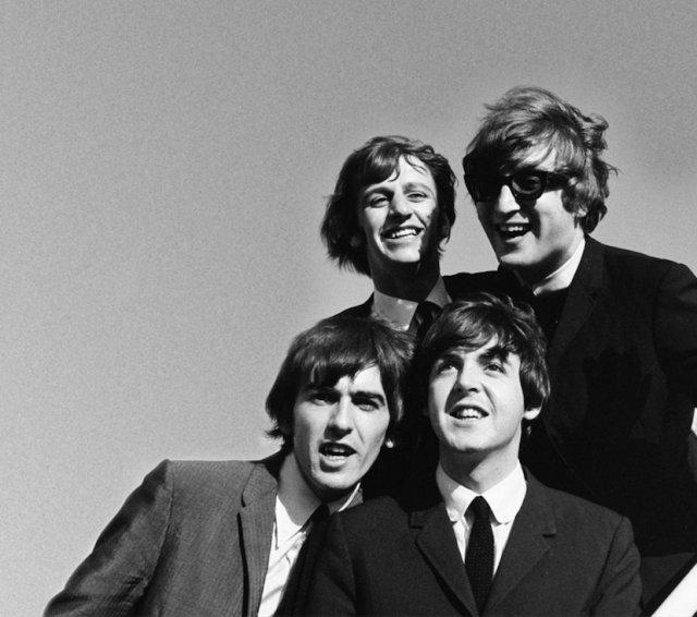 Beatles b & w