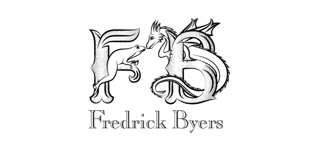 Fredrick Byers Black-On-White-Logo