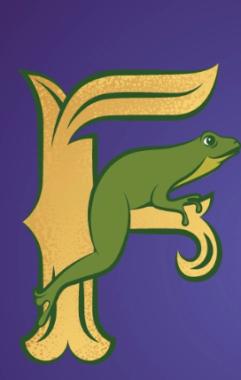 Fredrick Byers logo F