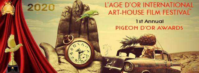 LIAFF pigeon d'or awards