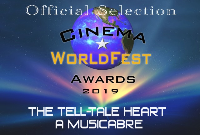 Cinema WorldFest Official The Tell-Tale Heart