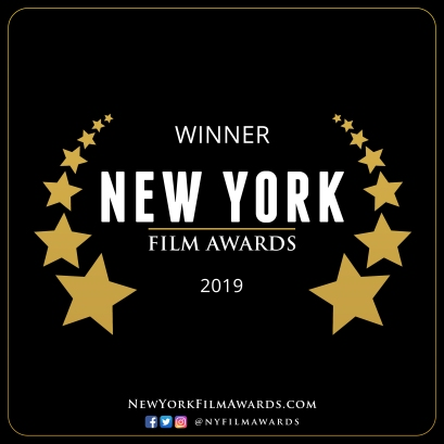 New York Film Awards Winner Black Back LQ