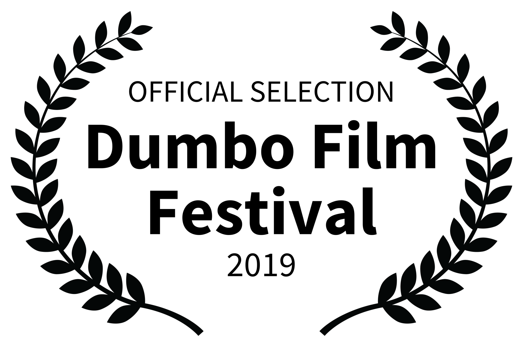 OFFICIAL SELECTION - Dumbo Film Festival - 2019