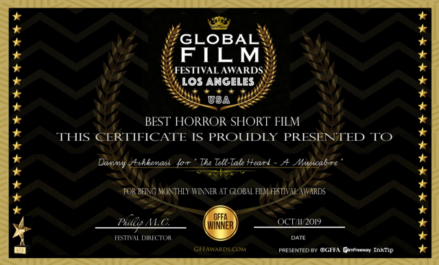 Global cert film