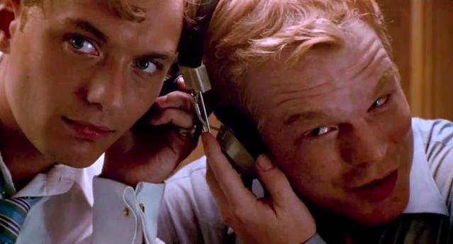 Jude Law Hoffman Ripley
