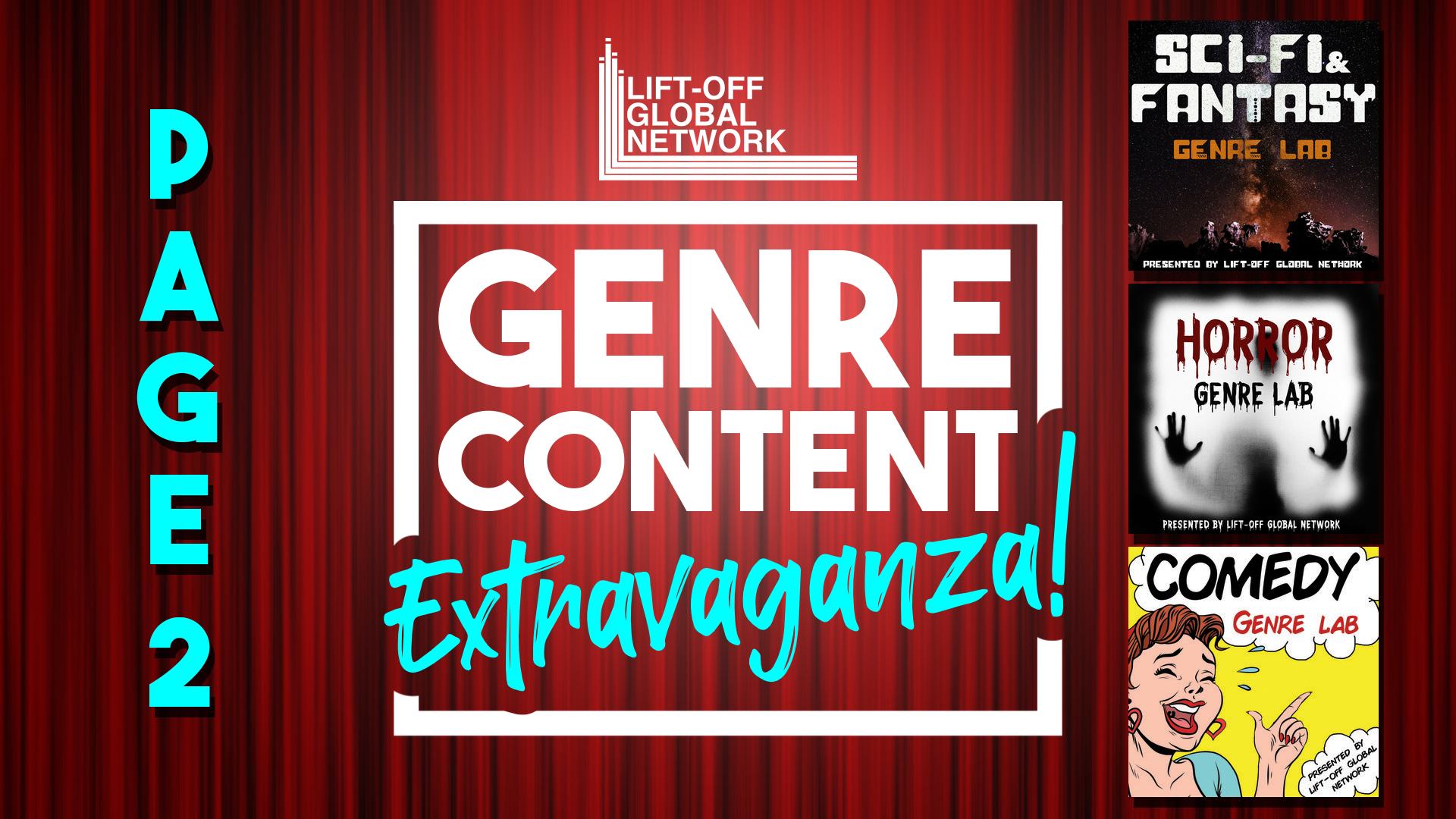 GL Extravaganza p2 - poster - landscape